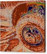 Dirtroad Joyride Canvas Print
