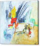 Discovery Three Canvas Print