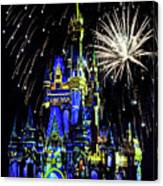 Disney 12 Canvas Print