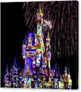 Disney 14 Canvas Print