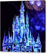 Disney 4 Canvas Print