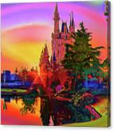 Disney Fantasy Art Canvas Print