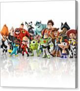 Disney Infinity Canvas Print