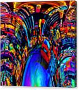 Distant Future Canvas Print