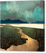 Distant Land Canvas Print