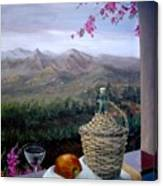 Distant View Canvas Print