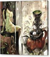 Distill Life Canvas Print