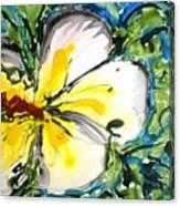 Divine Blooms-21167 Canvas Print