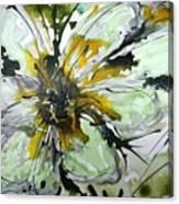 Divine Blooms-21170 Canvas Print