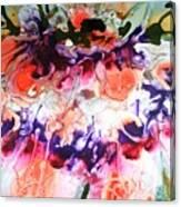 Divine Blooms-21175 Canvas Print