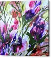 Divine Blooms-21176 Canvas Print