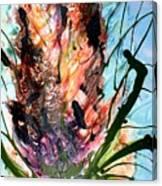 Divine Blooms-21177 Canvas Print