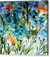 Divine Blooms-21180 Canvas Print