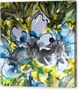 Divine Blooms-21195 Canvas Print