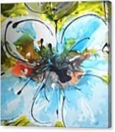 Divine Blooms-21199 Canvas Print
