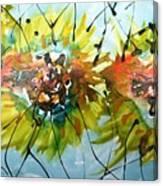 Divine Blooms-21202 Canvas Print
