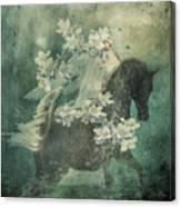 Divine Horse Whisperer Canvas Print