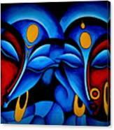 Divine Love Canvas Print