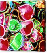 Diwali Decorations 3 Canvas Print
