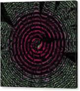 Dizzy Wheel Canvas Print