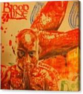Dmx - Flesh Of My Flesh, Blood Of My Blood Canvas Print