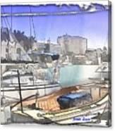 Do-00048 Cullen Bay Canvas Print