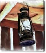 Do-00064 Lantern Canvas Print