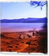 Do-00134 Gosford Waterfront Canvas Print