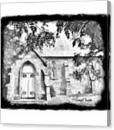 Do-00273 St John Church Canvas Print