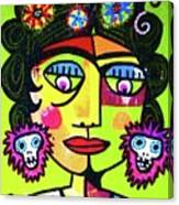 Dod Art 123hh Canvas Print