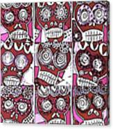 Dod Art 123i Canvas Print