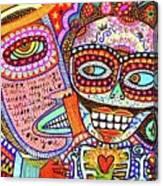 Dod Art 123it Canvas Print