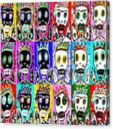 Dod Art 123nbv Canvas Print