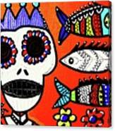 Dod Art 123uyt Canvas Print