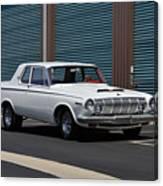 Dodge 330 Canvas Print