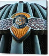 Dodge Brothers Emblem Jerome Az Canvas Print
