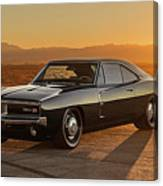 Dodge Charger - 01 Canvas Print
