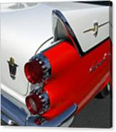 Dodge Coronet Tail Fin Canvas Print