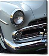 Dodge Canvas Print