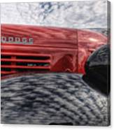 Dodge Truck Canvas Print