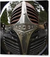 Dodge Truck Nose Canvas Print