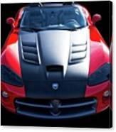 Dodge Viper Roadster Canvas Print