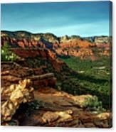 Doe Mountain Trail 60 Canvas Print