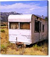 Dogpatch Trailer Canvas Print