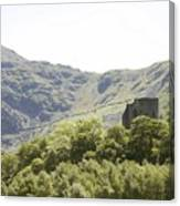 Dolbadarn Castle.  Canvas Print