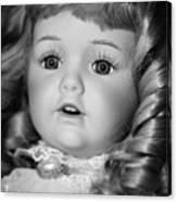 Doll 32 Canvas Print