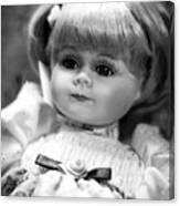 Doll 58 Canvas Print