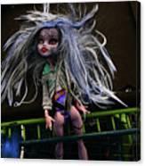 Doll X2 Canvas Print