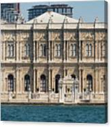 Dolmabahce Palace  Canvas Print