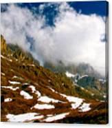 Dolomites 2 Canvas Print